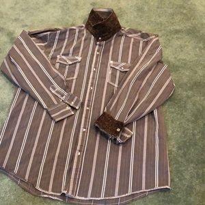 Button Snap Shirt